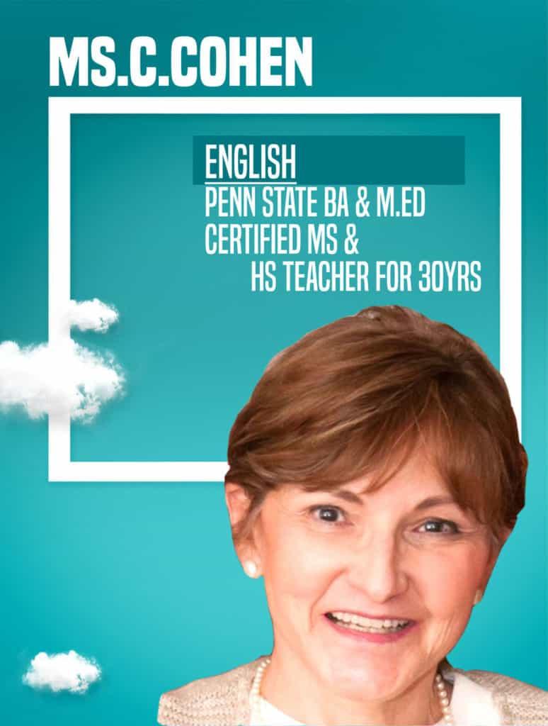 Ms. S. Cohen INTO Prep profile picture