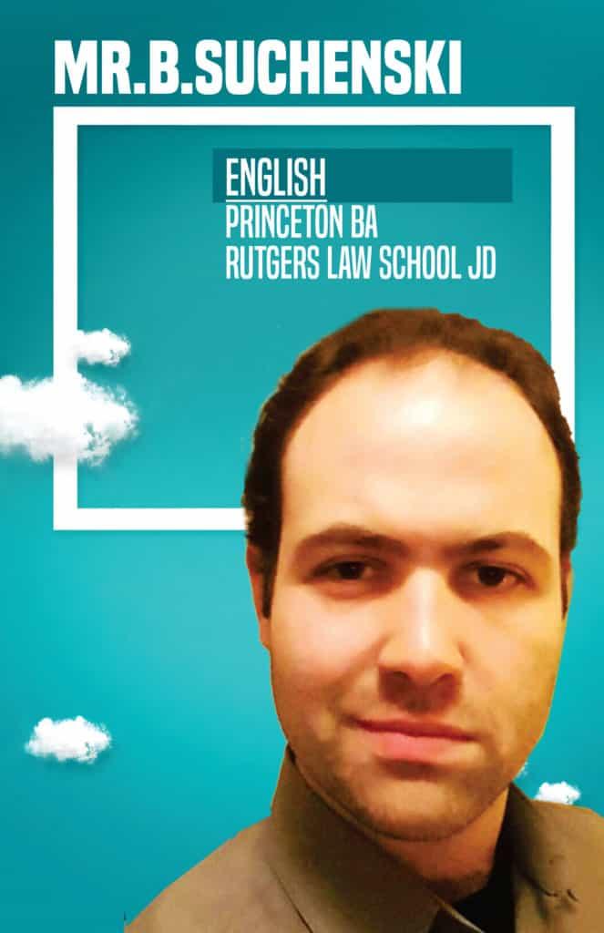 Mr. B. Suchenski INTO Prep profile picture