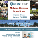 Malvern Campus open soon