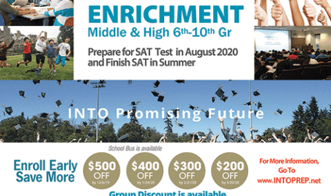 SAT and ACT enrichment prep in Malvern, PA