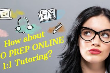 INTOPREP offers one-on-one online tutoring for Spring 2020
